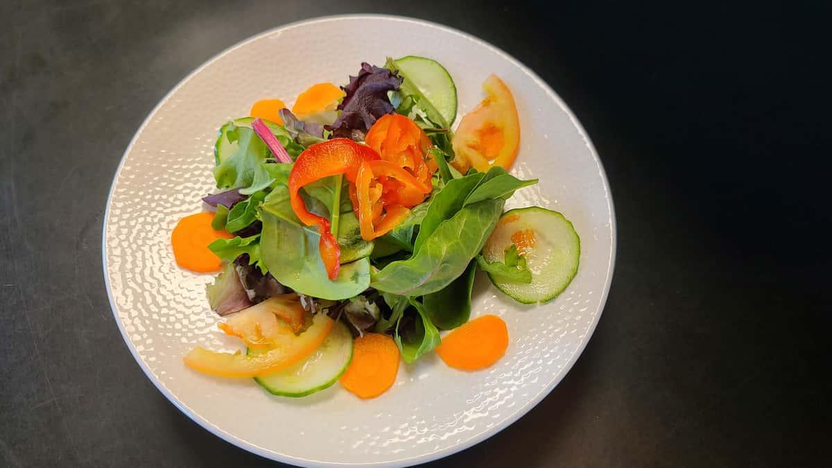 Mixed Greens Salad - GF, V