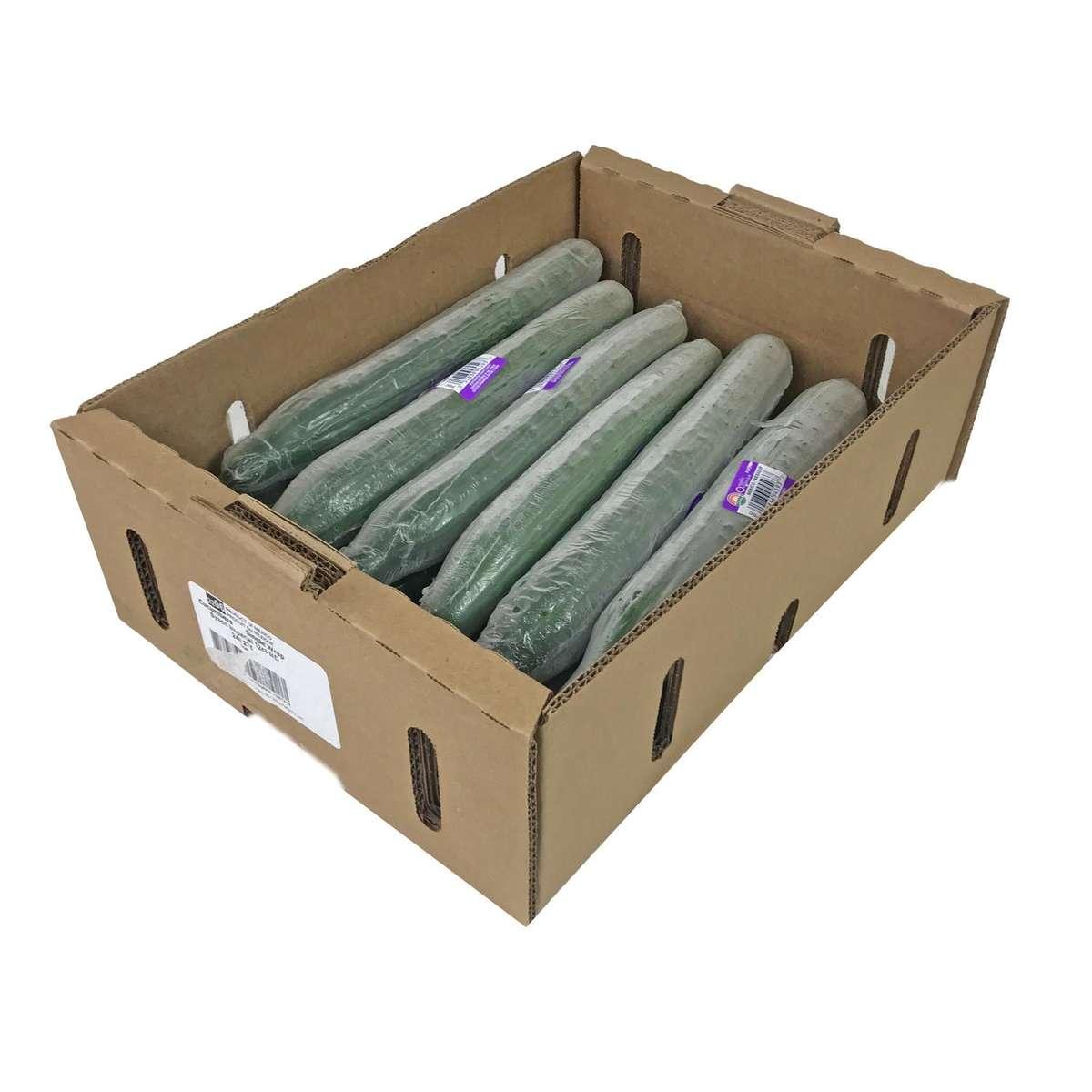 Cucumbers English Long