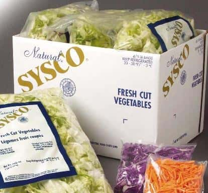 Lettuce Salad Mix Separated Fresh