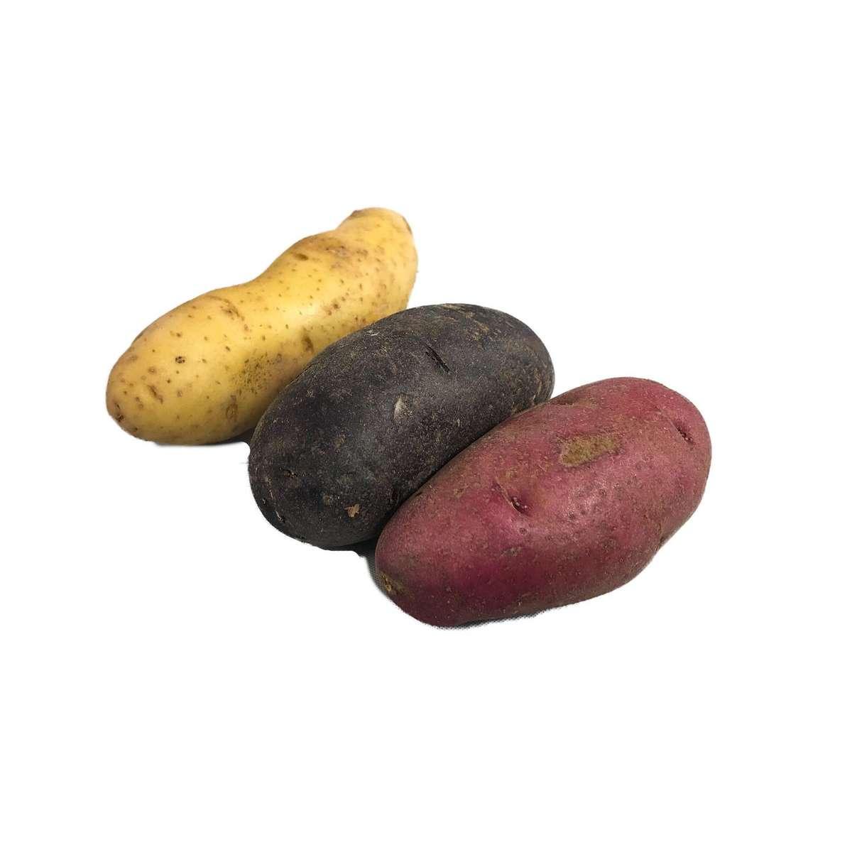 Potato Fresh Fingerling Mixed