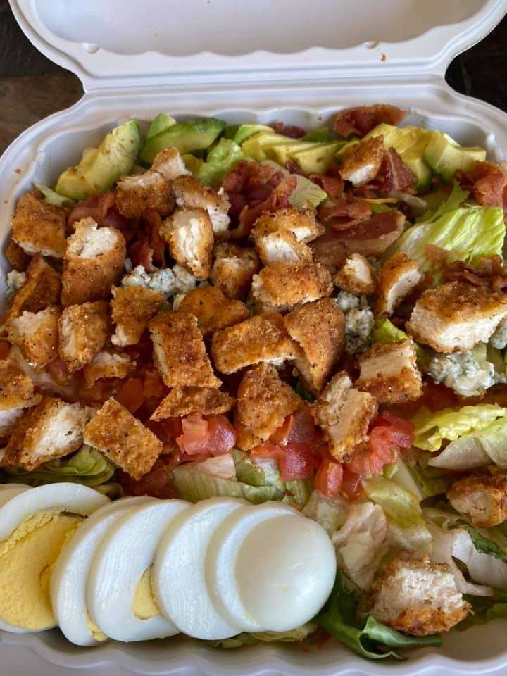 """You Make the Call"" Chicken Salad"