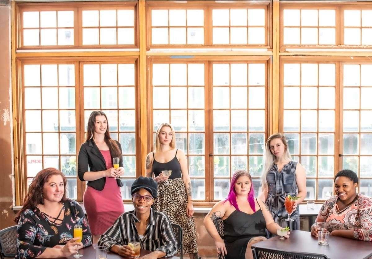 party ladies