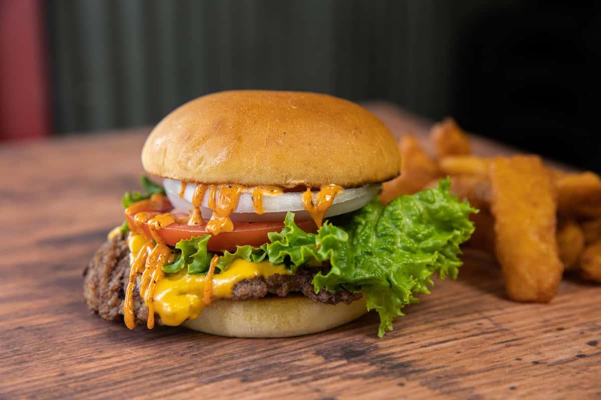 Single Cheeseburger