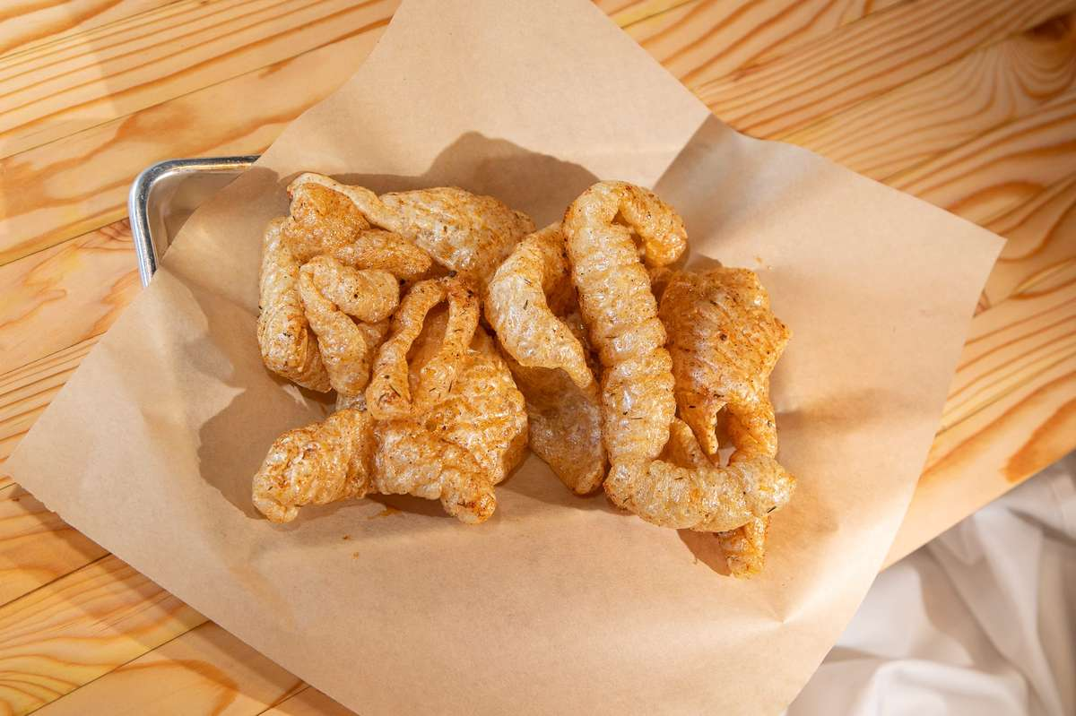 Fresh Pork Rinds