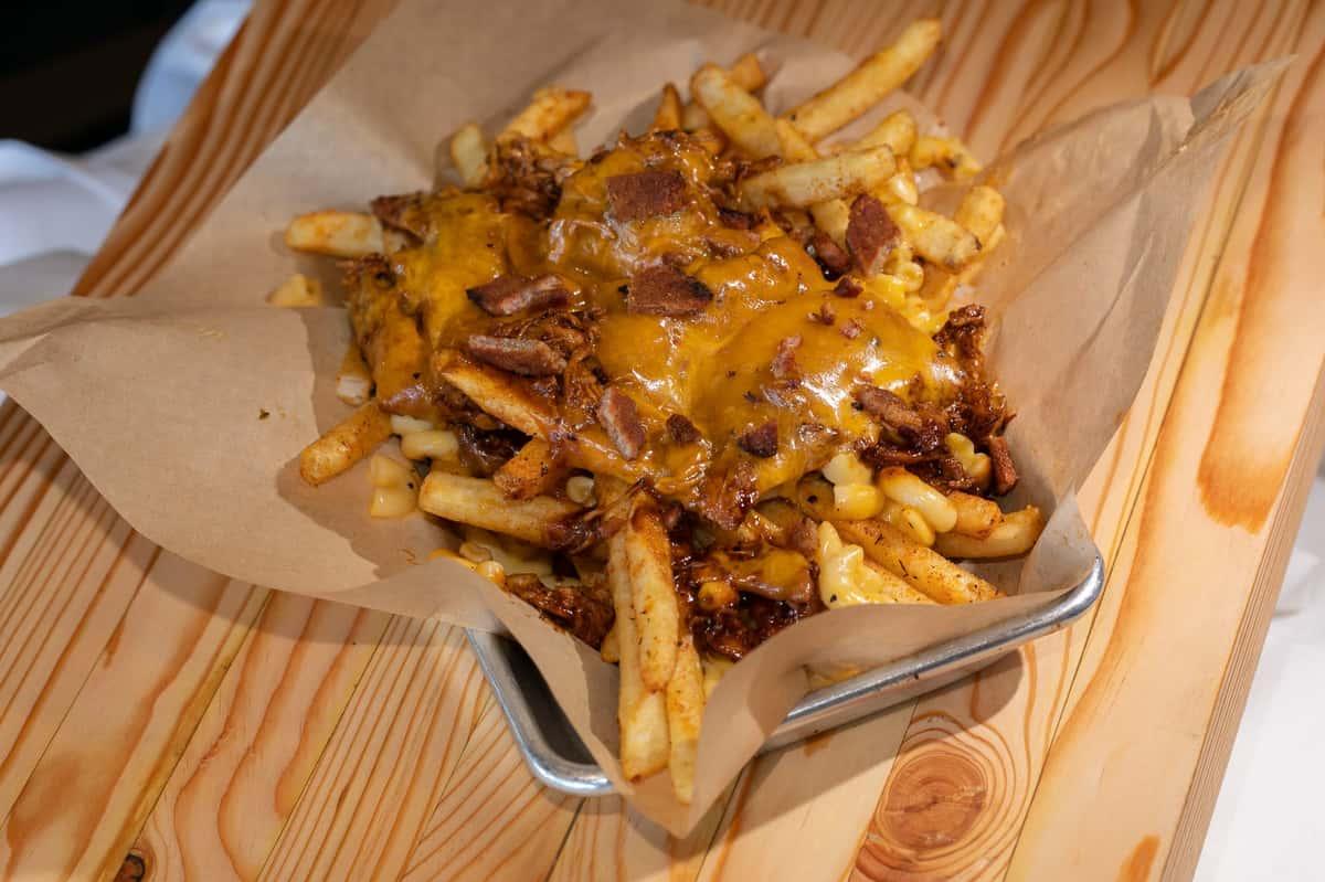 Messy Fries