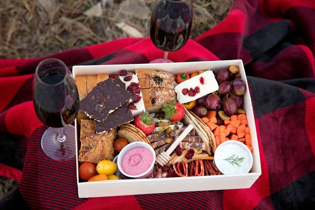 The Grazey For You Picnic Box