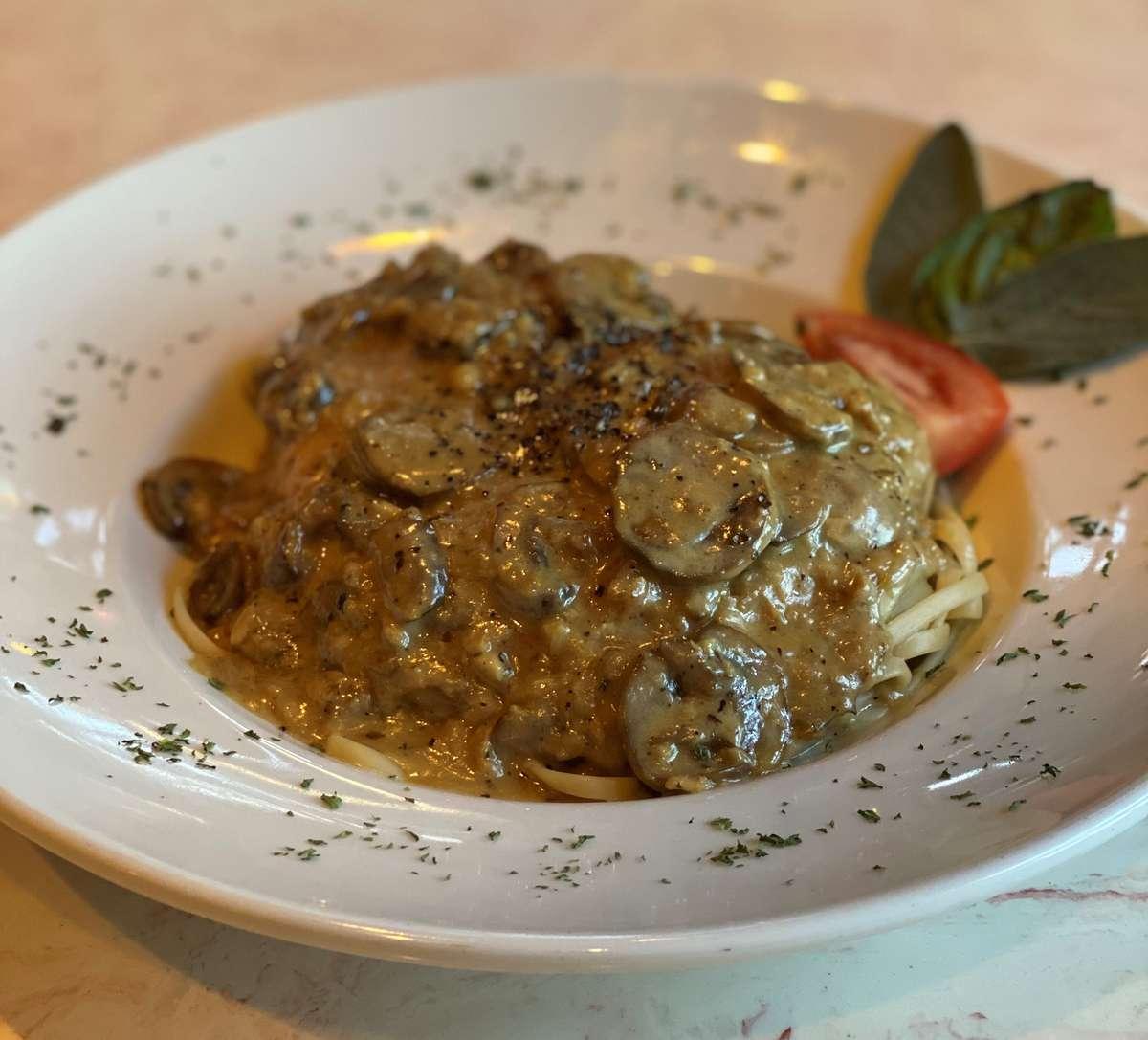 Monday: Chicken Marsala