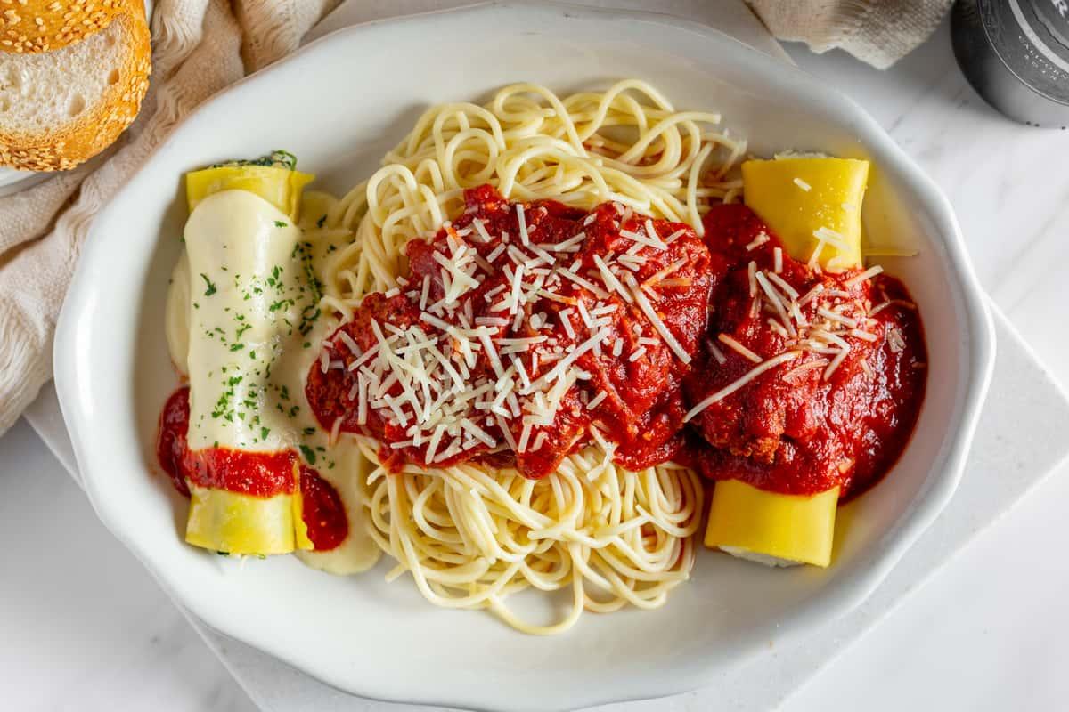 Pasta Trio Italiano
