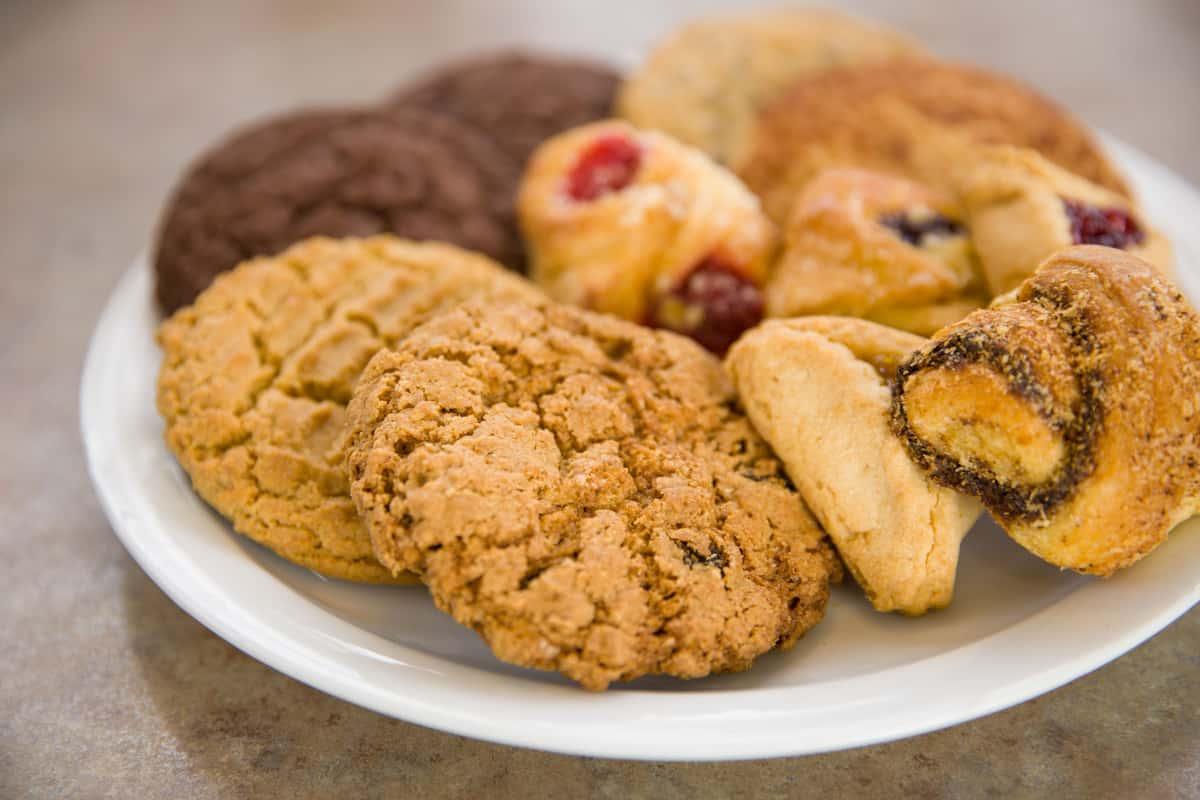 Small Cookie/Brownie Platter