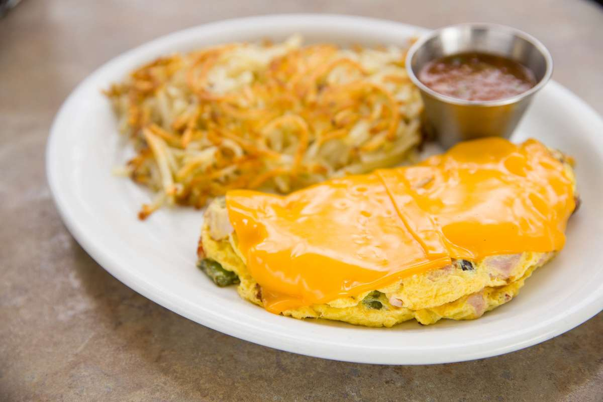Denver Omelette With Cheese