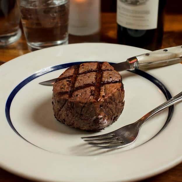 8oz Filet of Beef