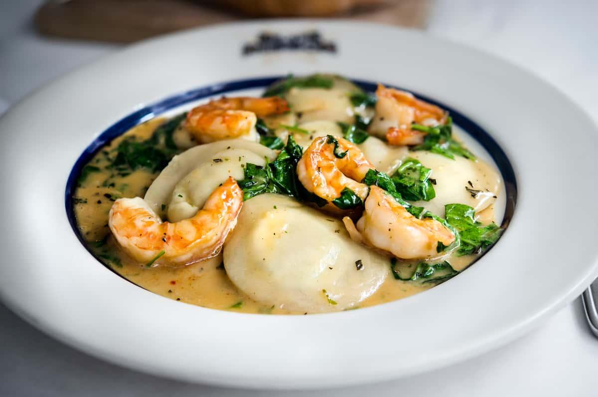 shrimp provencial