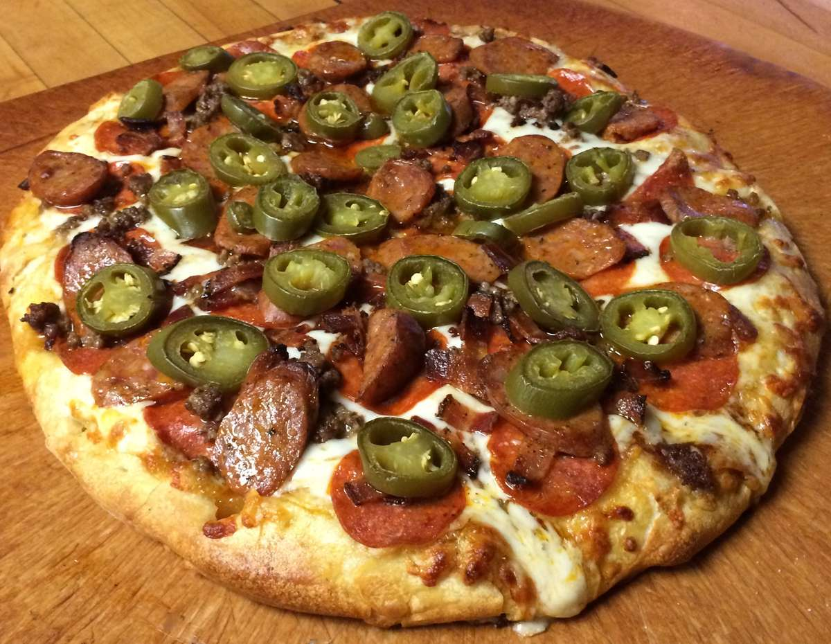 Inferno Pizza