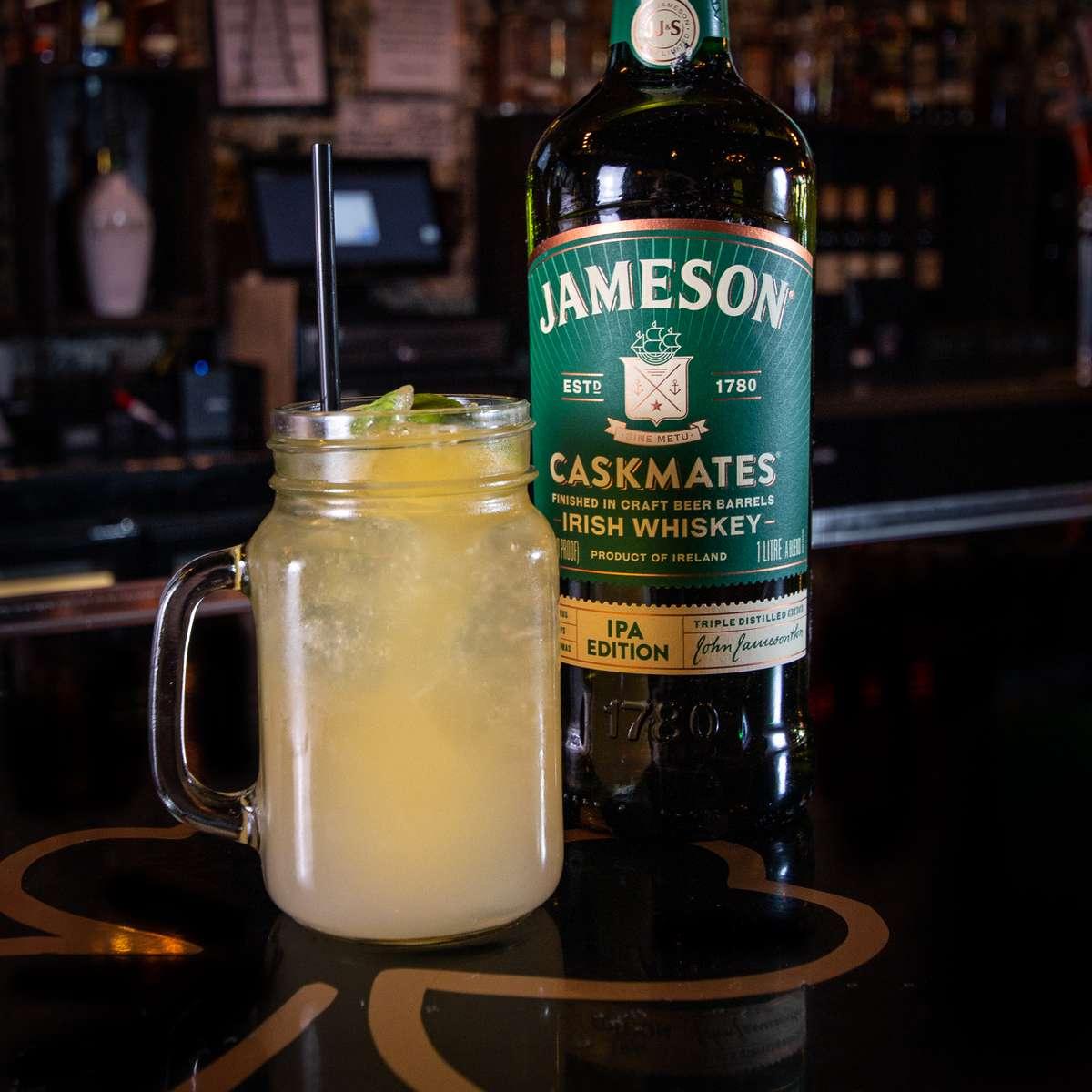 Jameson Caskmate IPA Mule