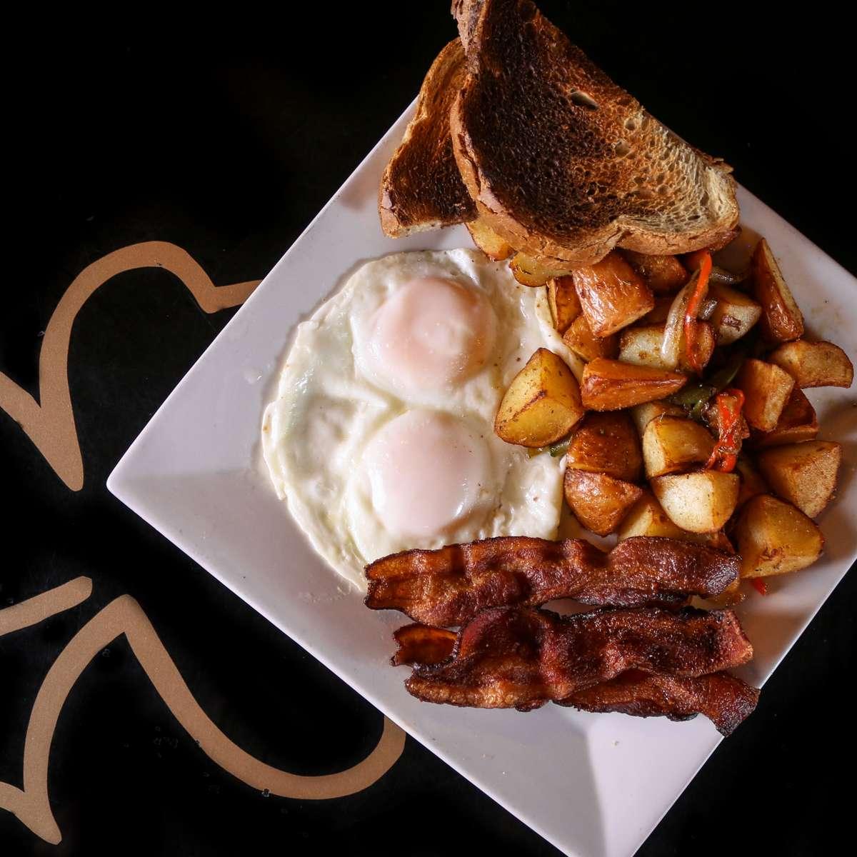 *American Breakfast