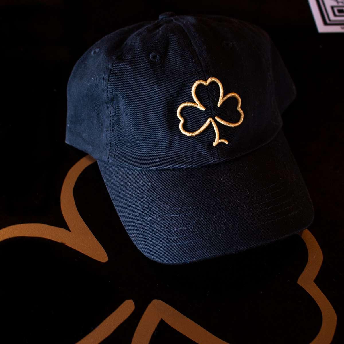 Dad Hat Shamrock
