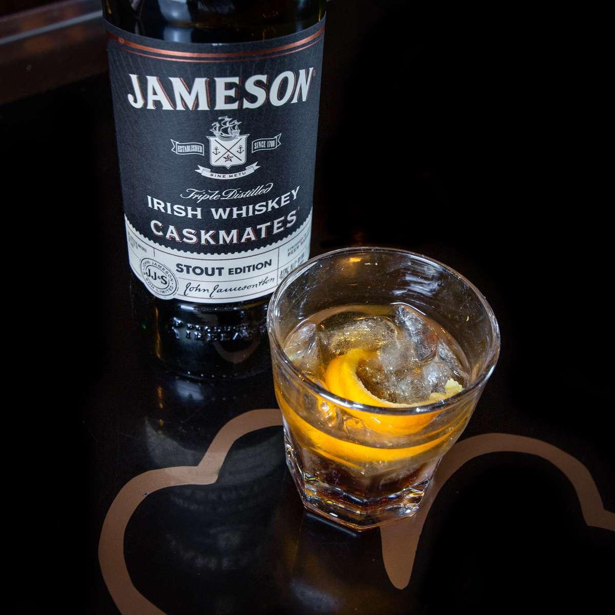 Jameson Black Gold