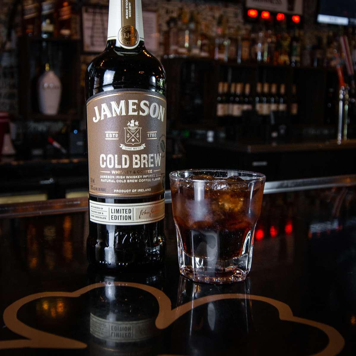 Jameson Cold Brew & Root Beer