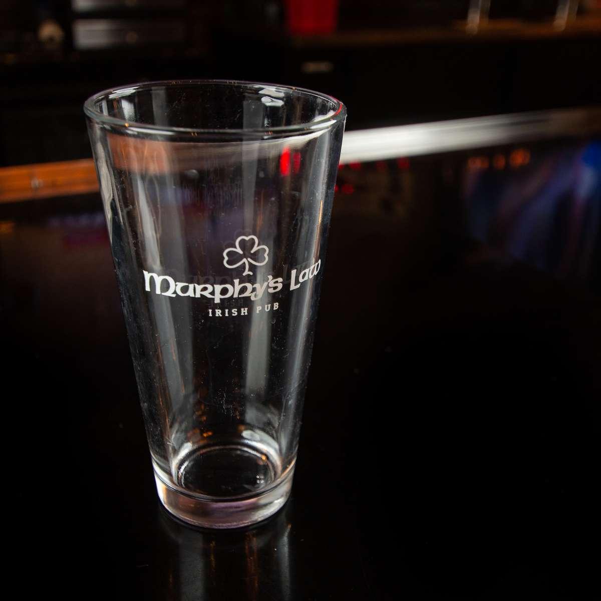 Murphy's 20oz Glass