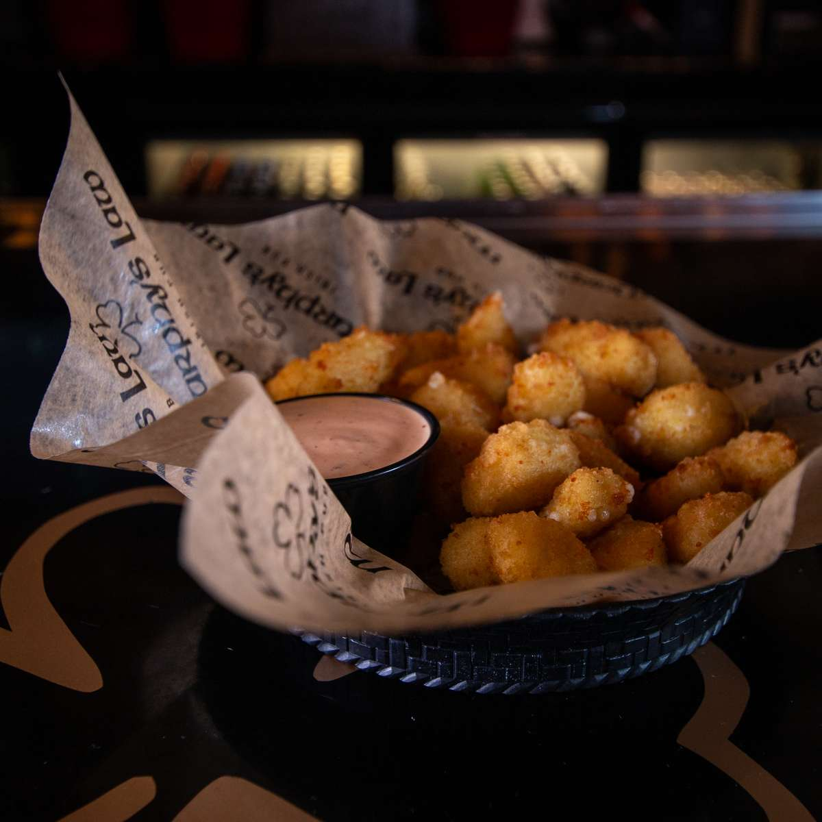 Basket of Cheese Curds