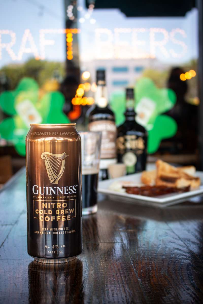 Guinness Nitro Cold Brew