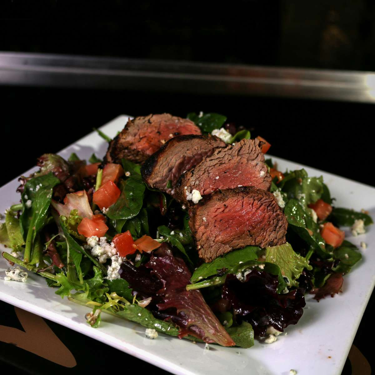 *Grilled Steak Salad