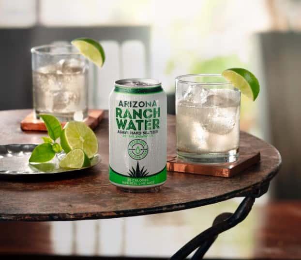 Arizona Ranch Water - ORIGINAL LIME