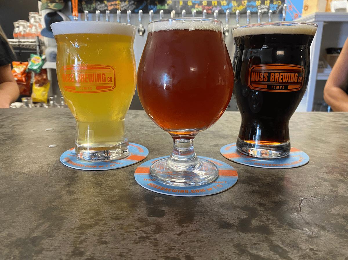 bartop beers