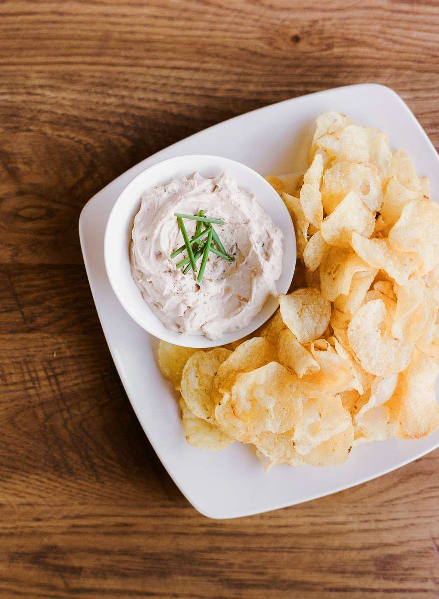 Chips + Dip