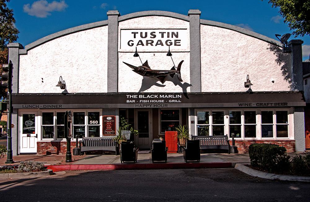 Tustin garage