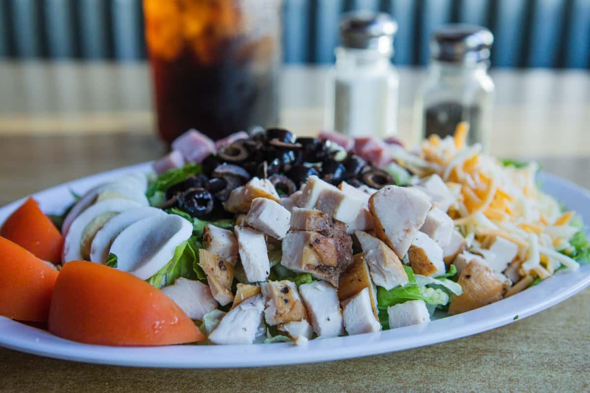 BBQ Chef's Salad