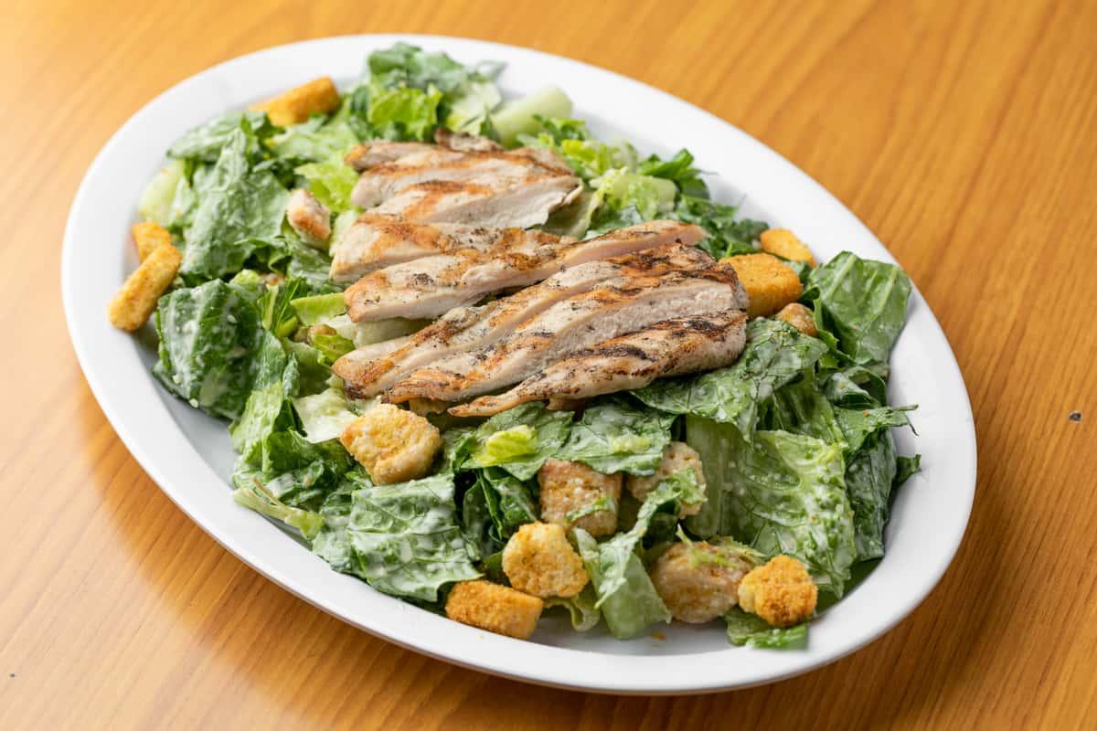 Smokehouse Caesar Salad
