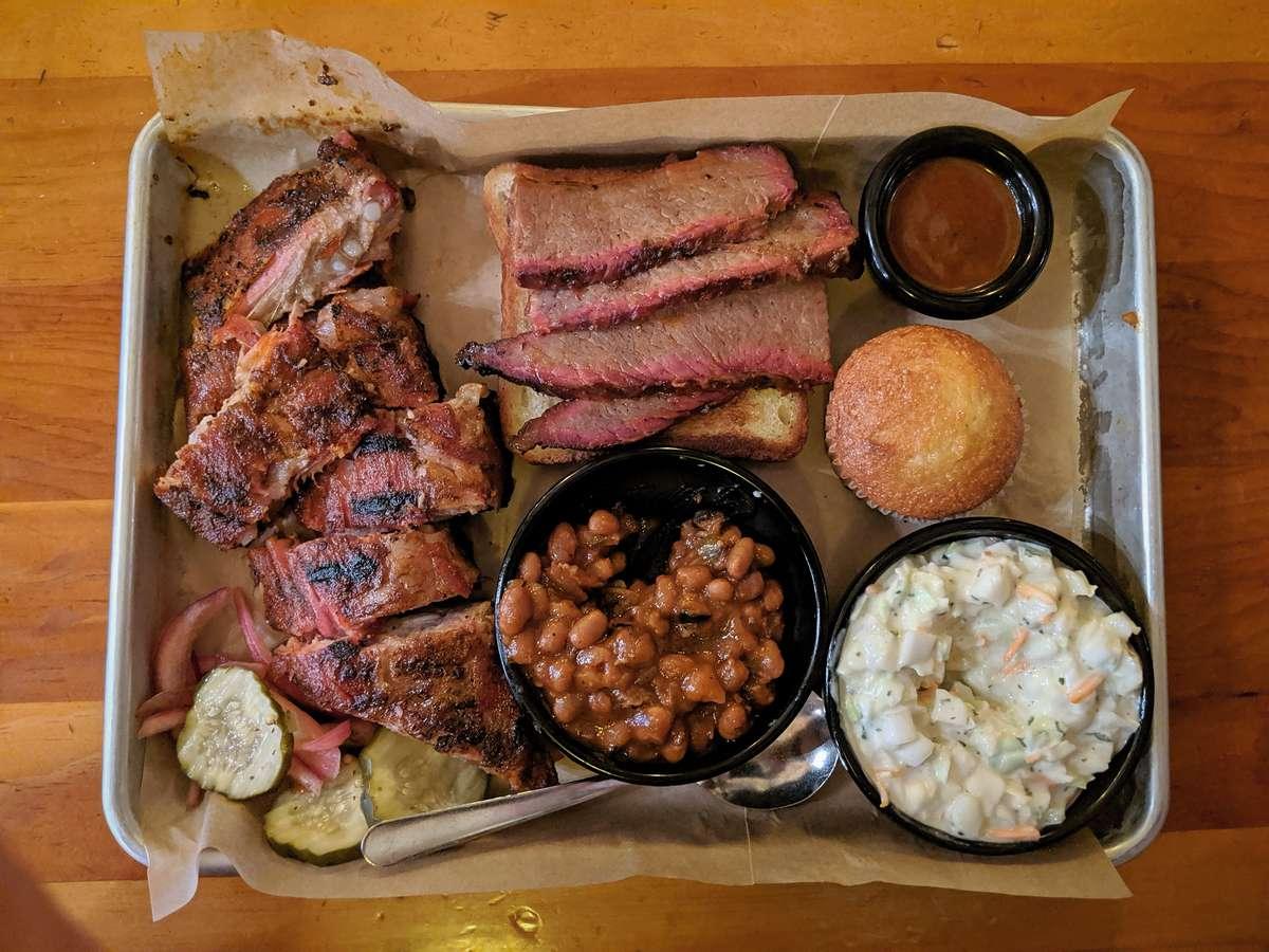 Gone Hog Wild Family Feast