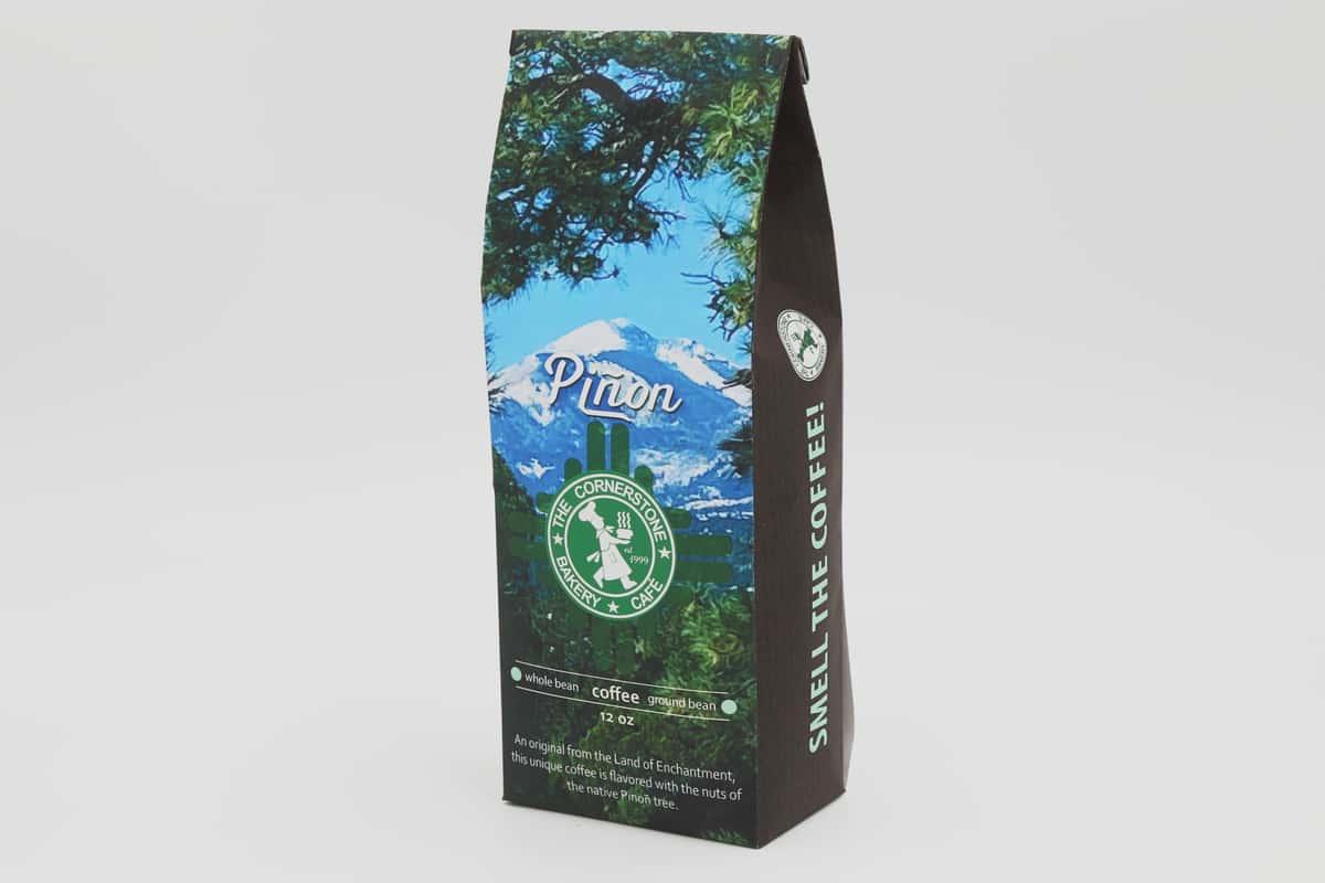 Ground Pinon Coffee