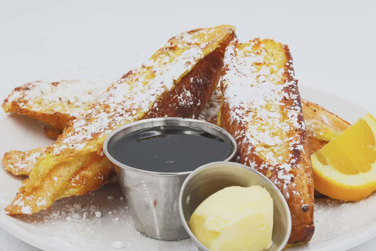 Sierra Blanca French Toast