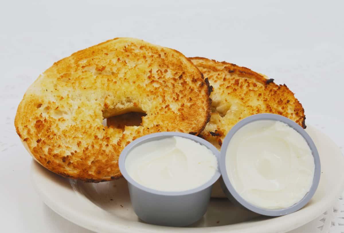 Bagel & Cream Cheese