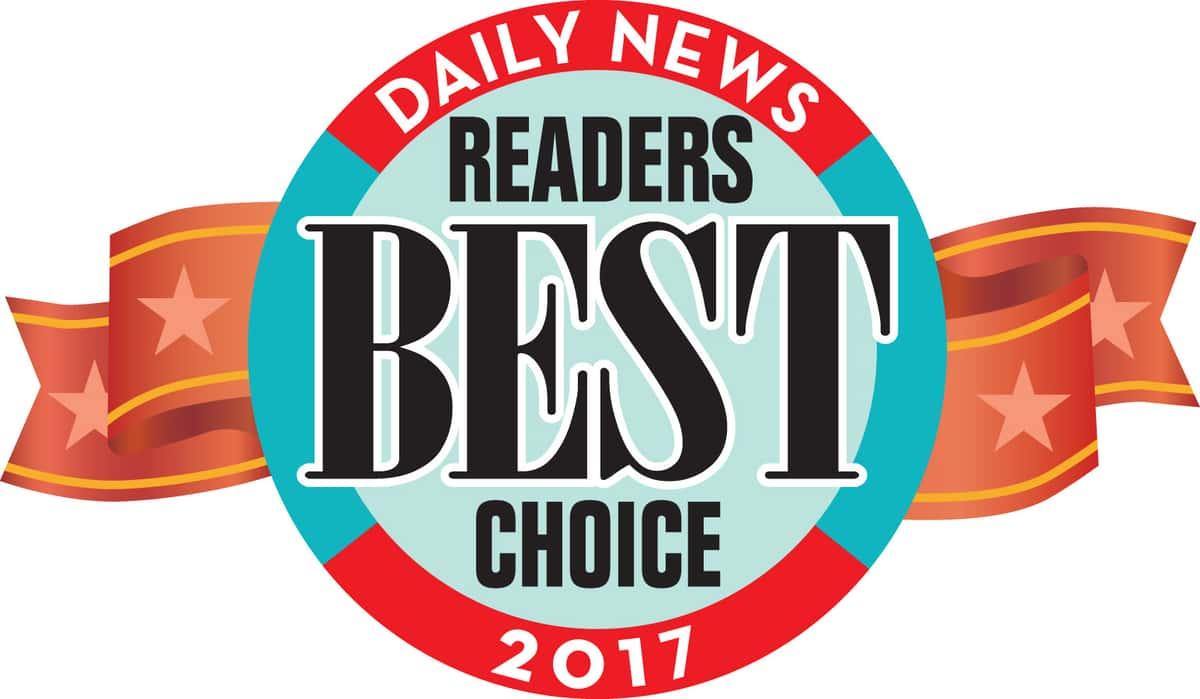 daily news best cafe award 2017