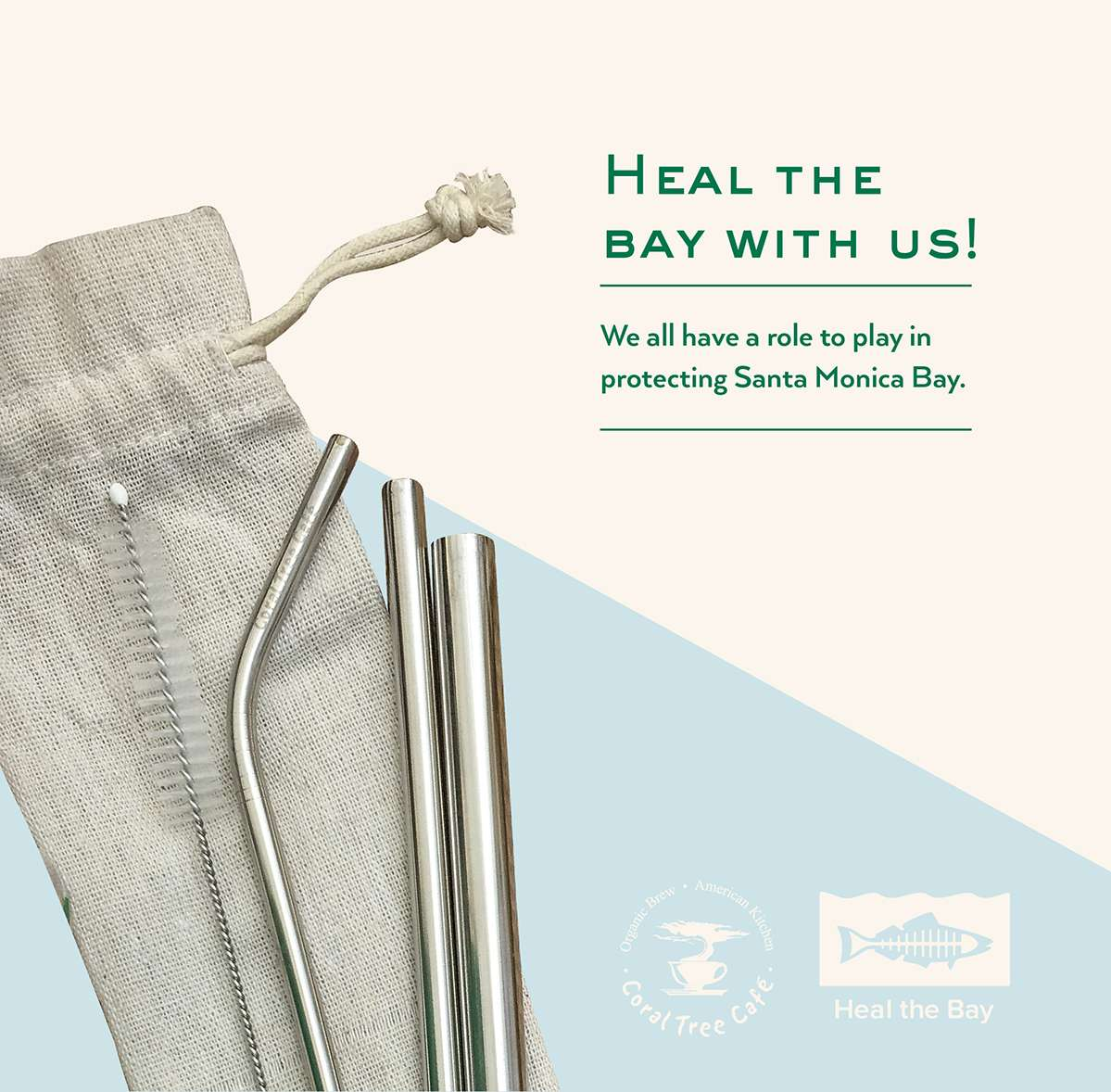 Heal the bay with us