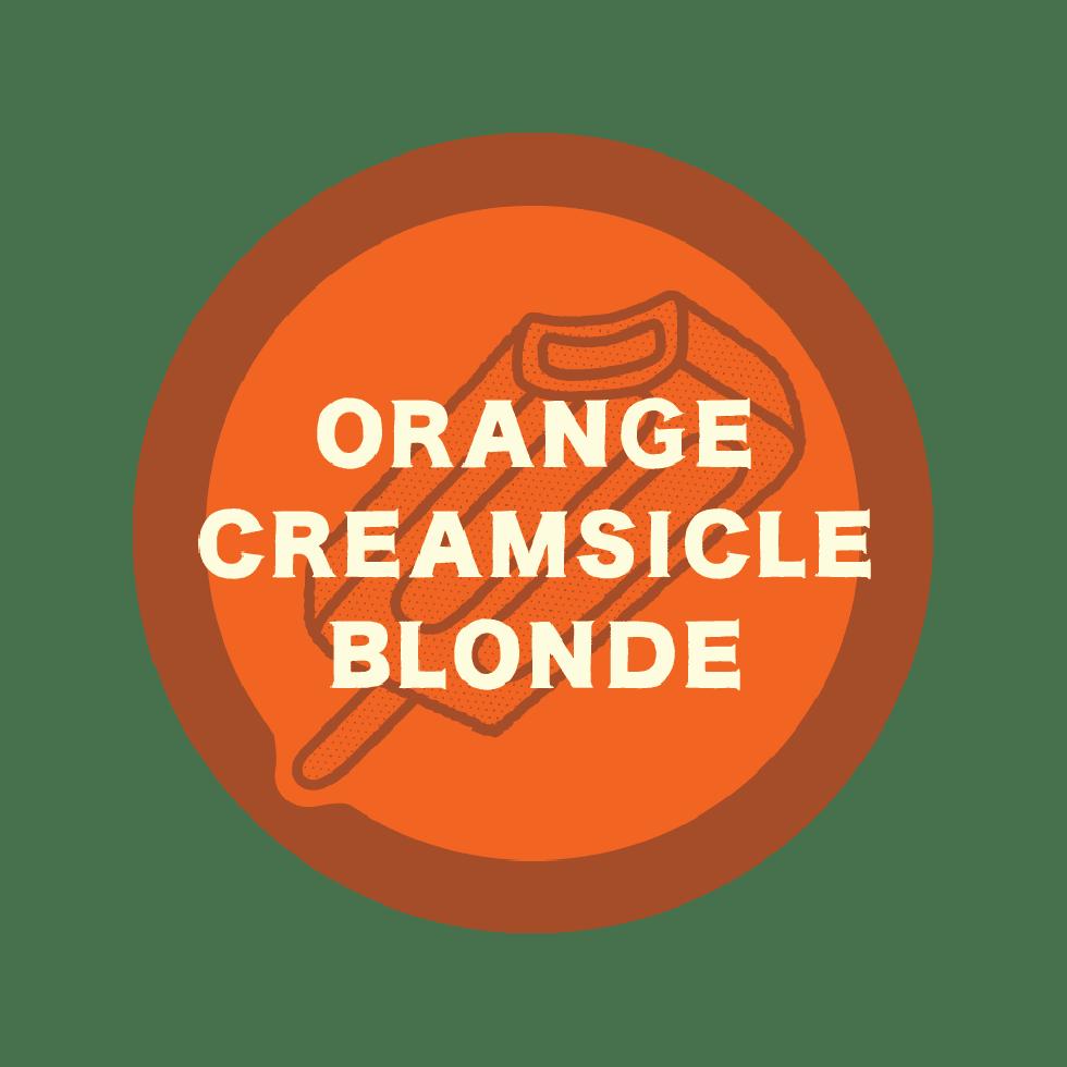 Orange Creamsicle Blonde