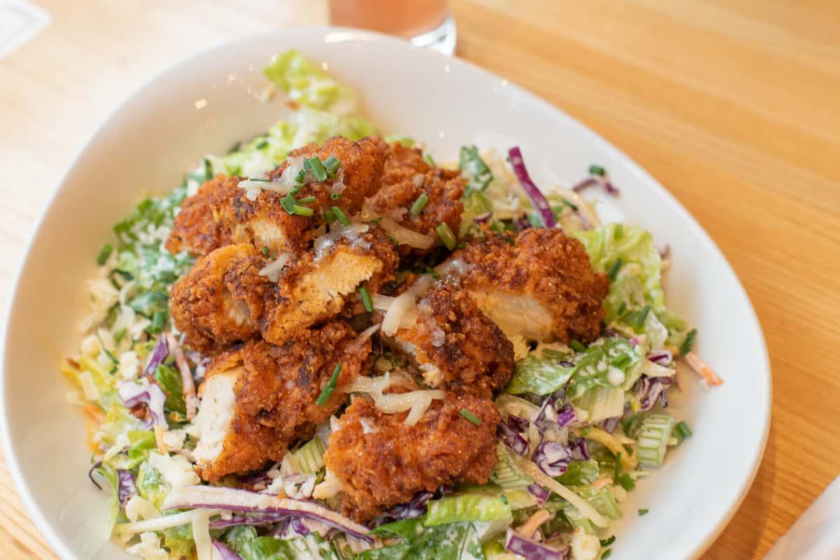 Nashville tender salad