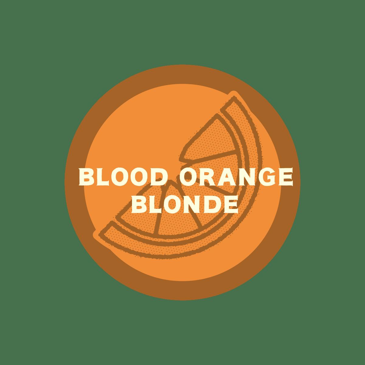 Blood Orange Blonde