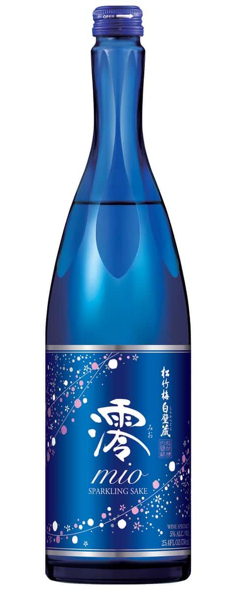 Mio Sparkling Sake 17 / 15
