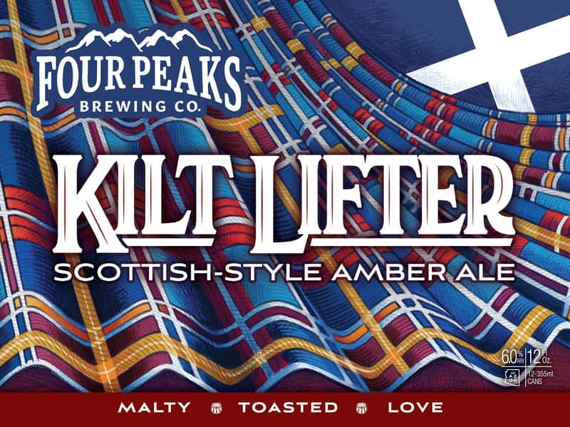 Four Peaks - Kilt Lifter 6 / 5