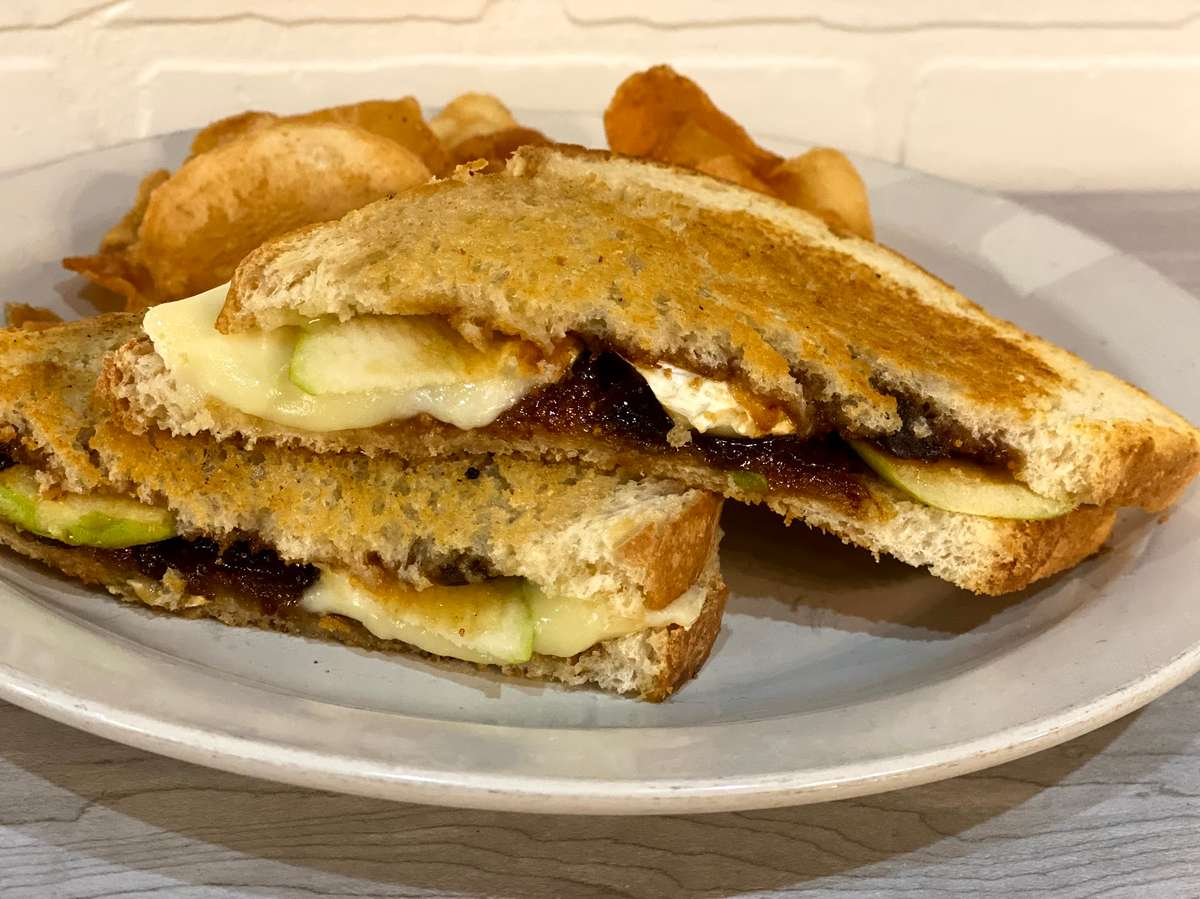Fig & Brie Melt
