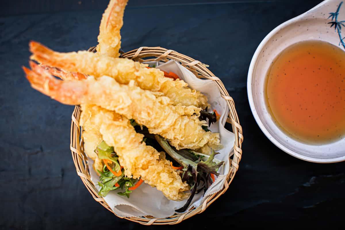Tempura Shrimp(4)