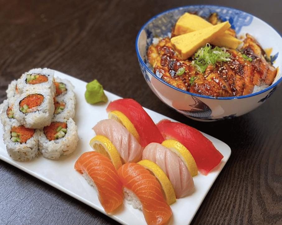 Orenji Sushi