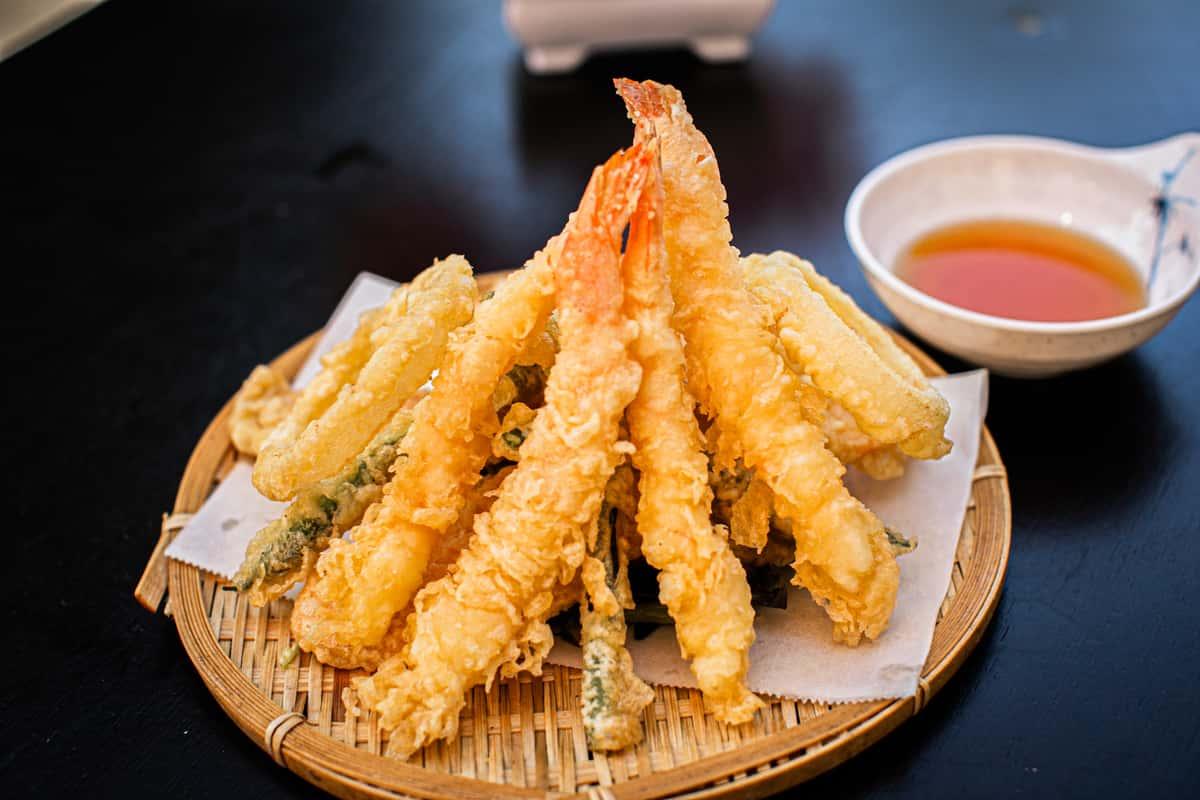 Tempura Mix(Shrimp & Veggie )