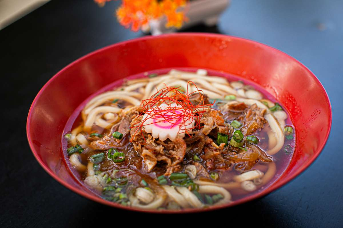 Soup Udon Beef