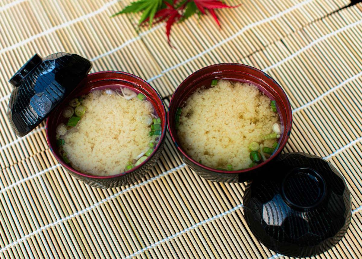 Miso Soup Large