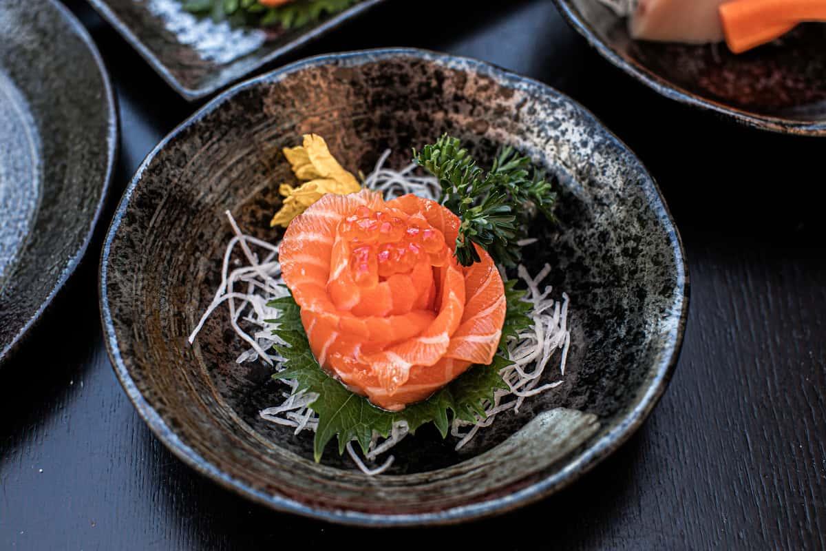 Salmon Flower